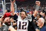 42-ejų metų T.Brady surado naują klubą ir per sezoną uždirbs po 30 mln. JAV dolerių