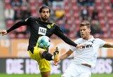 """""""Borussia"""" gavo antausį nuo """"Augsburg"""" ekipos"""