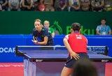 Stalo tenisininkei R.Paškauskienei nepavyko patekti į Europos žaidynių aštuntfinalį (komentaras)