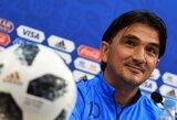 """Z.Daličius: """"Kaip antram geriausiam treneriui pasaulyje 5 mln. eurų yra per mažai"""""""