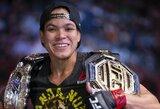 A.Nunes atsisako kovoti gegužės 9-ą UFC planuojamame turnyre