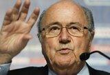 """FIFA prezidentas apie Pasaulio čempionatą Katare: """"Gali būti, kad padarėme klaidą"""""""