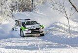 """V.Žala artėjantį savaitgalį dalyvaus """"Winter Rally"""" Utenoje"""
