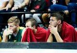 """FIBA Europos taurėje – """"Nevėžio"""" nesėkmė danams"""