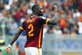 """A.Rudigeris apie galimybę keltis į """"Chelsea"""": """"Aš renkuosi likti """"Roma"""" klube"""""""