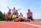 """Olimpietė R.Drazdauskaitė: """"Tik stovykloje galiu pabėgti nuo kasdienių rūpesčių ir susitelkti į rezultatus"""""""