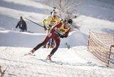 Pasaulio jaunimo biatlono čempionate geriausiai tarp lietuvių startavo M.Fominas