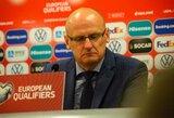 Mažų pergalių Lietuvos futbole nėra arba kodėl trejus metus laukiame stebuklo rinktinėje?
