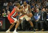 """""""Clippers"""" komandai nesusikalbėjimas užtraukė 50 tūkst. JAV dolerių baudą"""