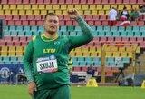 A.Skuja – Europos čempionas!