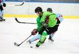 """Lyderių mūšį laimėjęs """"Kaunas Hockey"""" susigrąžino pirmąją poziciją lygoje"""