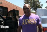 """M.Tysonas: """"Esu geriausias kovotojas po Dievo, jei bus proga, sieksiu nokauto"""""""