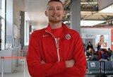 """CSKA sužavėjo """"Zenit"""" komandoje epizodiškai žaidęs rusas"""
