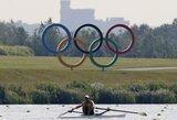 M.Griškonis Londono olimpinėse žaidynėse varžysis tik paguodos plaukime