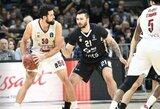 """""""Ryto"""" grupė: Europos taurėje """"Partizan"""" patyrė pirmąjį pralaimėjimą"""