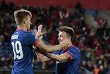 """Europos lyga: """"Crvena Zvezda"""" įveikę CSKA pateko į aštuntfinalį"""