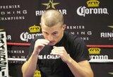 """E.Stanionis """"apšildys"""" kovą dėl WBC pasaulio čempiono diržo"""