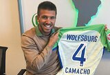 """Oficialu: """"Wolfsburg"""" įsigijo saugą iš Ispanijos, """"Lille"""" gretas papildė dar du žaidėjai"""