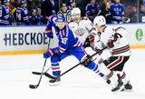 """Rygos """"Dinamo"""" su N.Ališausku iš Helsinkio grįžta su vienu tašku"""