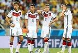 """Brazilijos raganius: """"Surišiu Vokietijos rinktinės žvaigždės kojas"""""""