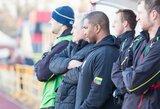 Lietuvos regbio rinktinė prieš švedus lengvos pergalės nesitiki