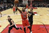 Mažai žinomas NBA žaidėjas Kinijoje uždirbs 3,5 milijonų