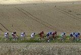 E.Šiškevičius daugiadienėse dviračių lenktynėse Prancūzijoje užėmė 11-ą vietą