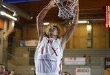 M.Kuzminskas – tarp 30 geriausių Eurolygos krepšininkų