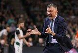 """Eurolygos klubų trenerių tendencijos: """"Žalgiris"""" – tarp išsiskiriančių komandų"""