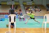 A.Stapušaitytė badmintono turnyre Kuboje sutriuškino pirmąją varžovę