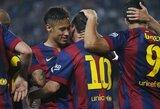 """""""Barcelona"""" puolimo trijulė pasiekė naują rekordą"""