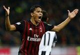 """30 mln. eurų """"Milan"""" klubui kainavęs C.Bacca gali sugrįžti į Ispaniją"""