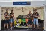 """""""#TeamLithuania"""" atvyko į pasaulines """"FIA Motorsport games"""""""