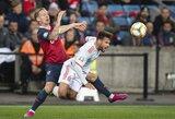 Prisižaidė: Ispanija paskutinę akimirka paleido iš rankų pergalę prieš Norvegiją