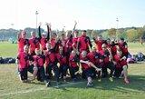 Lietuvių ekipa dalyvavo Europos ultimeito klubų čempionato finale