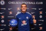 """""""Chelsea"""" strategas M.Sarri nori ekipos gretose išlaikyti M.Kovačičių"""