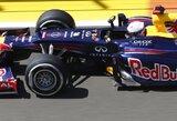 Europos GP kvalifikacijoje - S.Vettelio triumfas