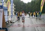 100 kilometrų bėgime pasiektas naujas Lietuvos rekordas