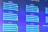 Paaiškėjo potencialūs Lietuvos futsalo rinktinės varžovai Europos čempionato atrankoje
