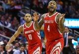 """""""Rockets"""" parašė protestą dėl paskutinio pralaimėjimo"""