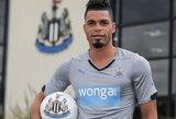 """""""Newcastle"""" įsigijo kovotoją iš Prancūzijos"""