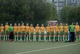 Lietuvos moterų žolės riedulio rinktinė pateko į finalą