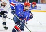 """""""Hockey Punks"""" įregistravo elitinėje Rumunijos lygoje sezoną pradėjusį rusą, N.Dauksevičius gavo piniginę baudą"""