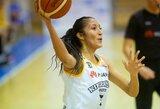 J.Luna-Castro: apie krepšinio džiaugsmą Vilniuje ir rytais rungtynes stebinčius artimuosius