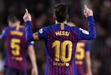 """Geros žinios katalonams? L.Messi įtrauktas į """"Barcelona"""" sudėtį mūšiui su """"Real"""""""