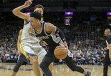 """""""Spurs"""" sudarė pelningą sutartį su visą praėjusį sezoną praleidusiu gynėju"""