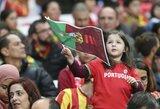 Ispanija prieš Portugaliją: šešios klasika tapusios rungtynės