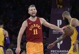 D.Sabonis – tarp penkių didesnio vaidmens nusipelniusių NBA krepšininkų