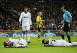 """""""Real"""" klubui nepavyko atsirevanšuoti Vokietijos čempionams"""