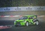 Po pirmos WRX dienos Norvegijoje – K.Abbringas tarp 10 greičiausiųjų